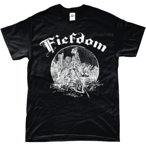 fiefdom tracklocross knight t-shirt