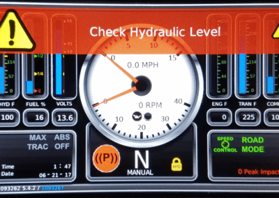 Hydraulic Tank Low Level Indicator