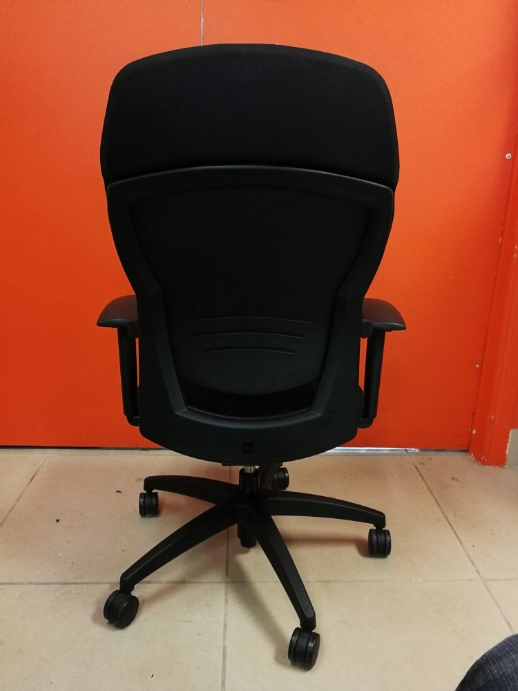 seat height chair baby vibrating target teknion savera - track office furniture