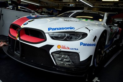 BMW M8 GTE to start 24-hour race from 12th and 13th place at Le Mans debut
