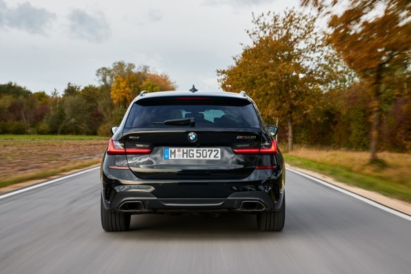 The New BMW M340i xDrive Touring