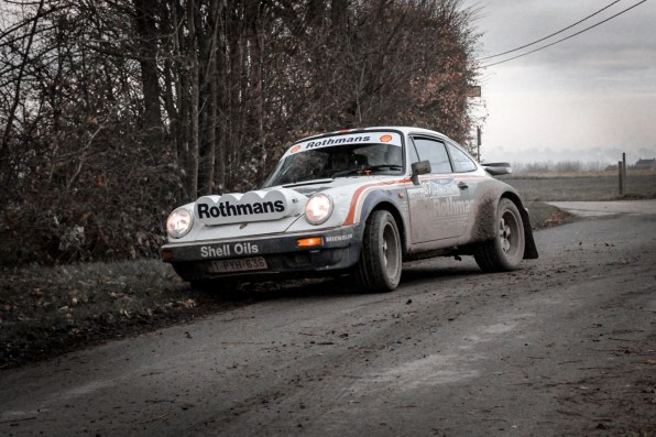 Shifting With Ferre - TrackRecon Motorsport - Rally Legends - 003