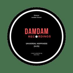 DAM011 Sven Olson - Universal Happiness