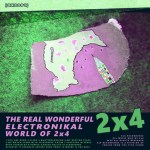 cover 2x4 - welcome to the real wonderful electronikal world of 2x4