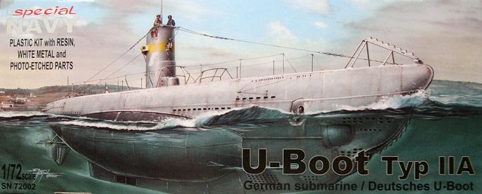U-boot typ IIA - Click Image to Close
