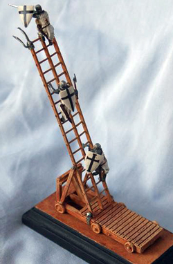 Siege Ladder : siege, ladder, Heavy, Siege, Ladder, CrewPRIMARY_SECTIONTracks, Troops, On-line