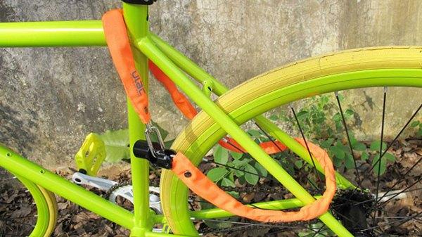 自転車,カギ,お洒落,丈夫,軽い