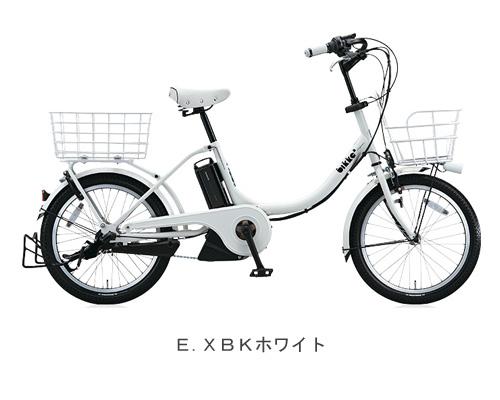 BIKKE,ビッケ,電動自転車,ブリヂストン