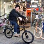 BMX,オールドスタイル,普段乗り,街乗り,おしゃれ