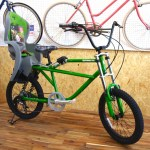 カリフォルニアンバイク,フリーキーバイク,freakybike,自転車,おしゃれ,かっこいい,EZ,hamax,ハマックス,
