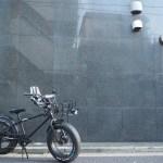 bronx,fatbike,ブロンクス,ファットバイク,チャイルドシート,カスタム