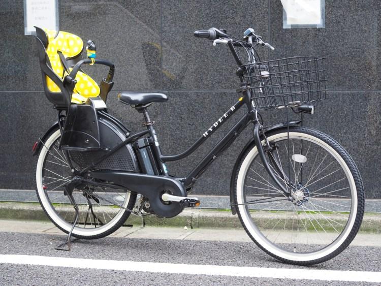 ブリヂストン,ハイディ,子乗せ,電動自転車,子乗せ電動,チャイルドシート,hydee