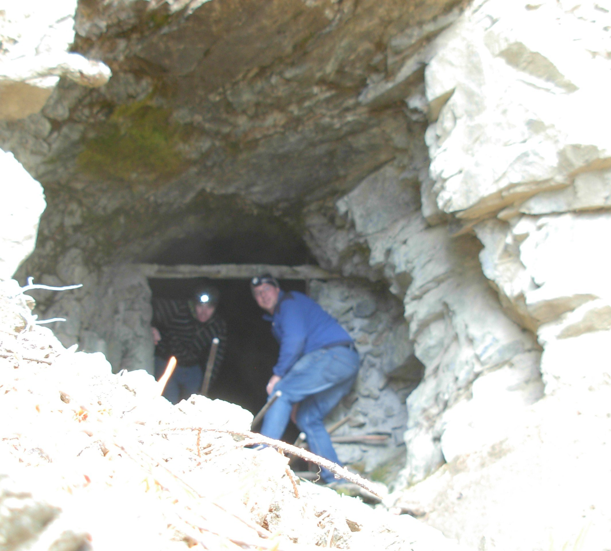 Rex Virtue Rediscovers An Abandoned Mine On Blue Grouse