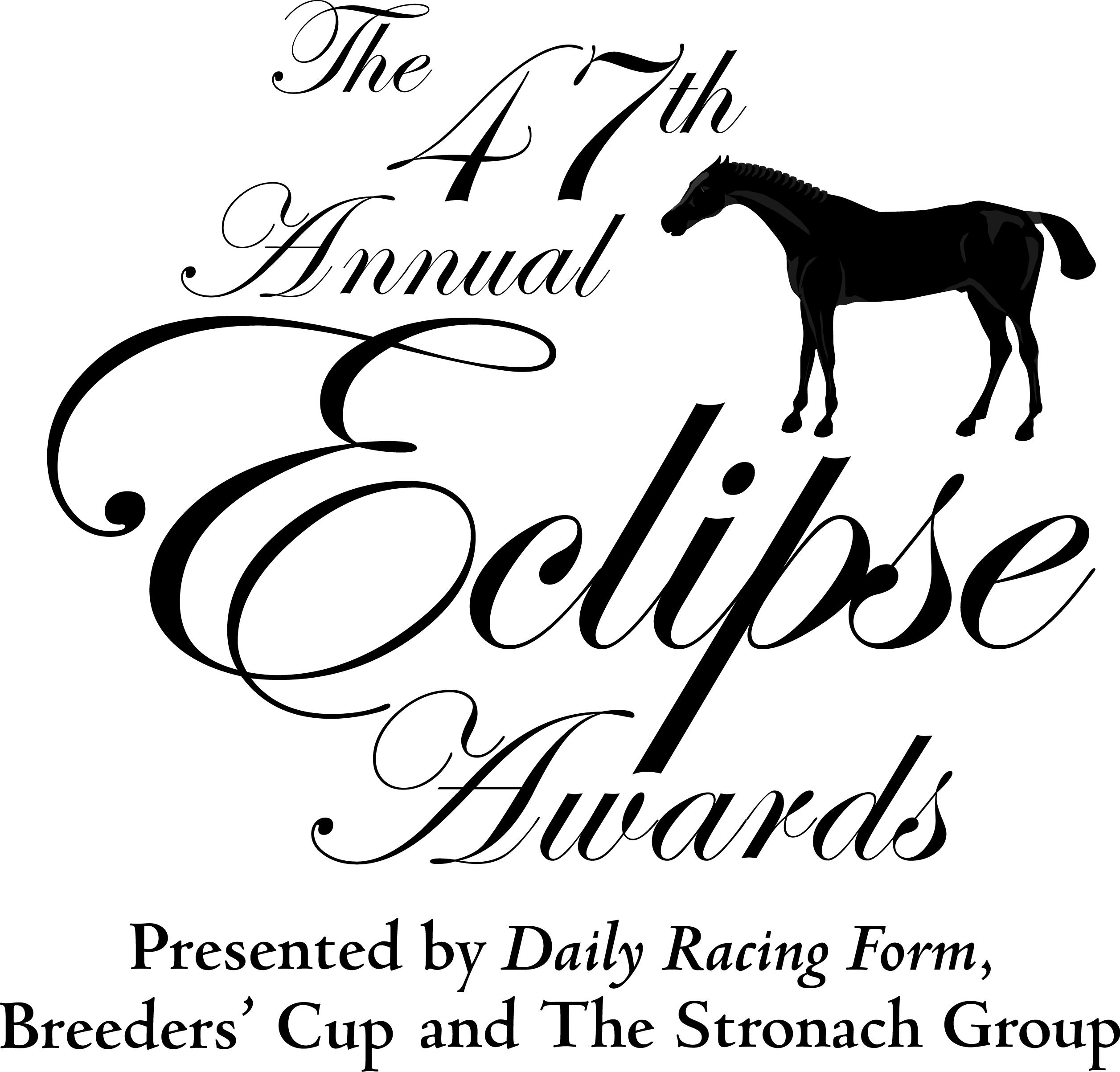 Trackside View » 47th Eclipse Awards: Gun Runner named