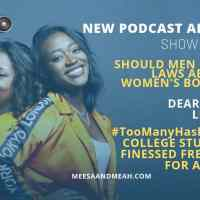 New Podcast:! Show #294 - Should Men Be Making Laws About Women's Bodies? | M&M Live Radio