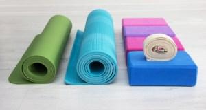 Track Yoga - Props