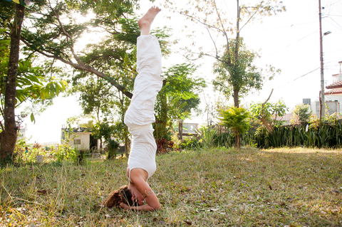 inversions in yoga