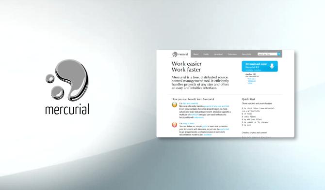 Mercurial 5.4がリリース