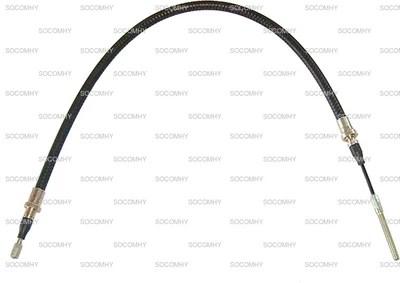 Câble de frein à main 914mm Ford New Holland série 60 M TM