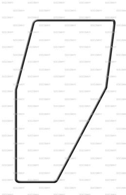 caoutchouc d isolation de fenêtre pour Deutz DX7 .10