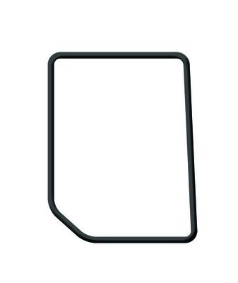 Joint caoutchouc de vitre pour Massey Ferguson série 7700