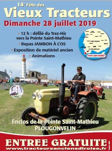 Manifestation De Vieux Tracteurs 2019 : manifestation, vieux, tracteurs, Manifestations, Tracteurs, Anciens, D'Iroise