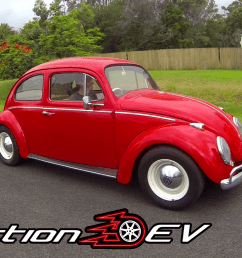 this beautifully restored 1963 beetle came to us here at traction ev from a friend of ours nick lake of nickel energy  [ 1366 x 768 Pixel ]