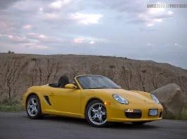 2008 Porsche Boxster Review