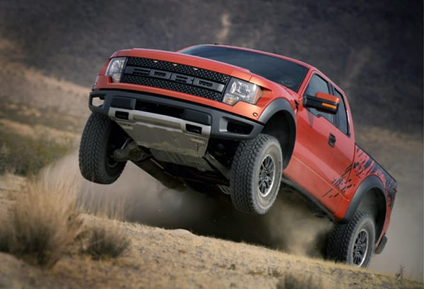 2010 Ford F-150 SVT Raptor Review