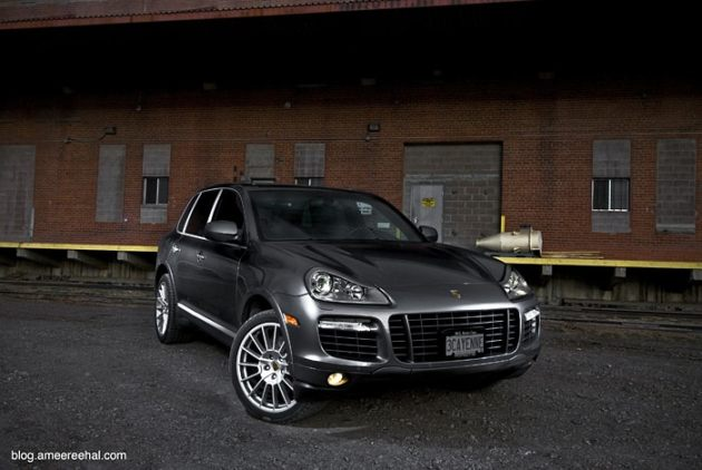 2009 Porsche Cayenne Turbo S Review