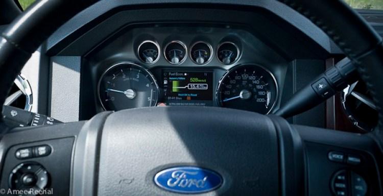 2011 Ford F350 SuperDuty 6.7L V8 Diesel Review