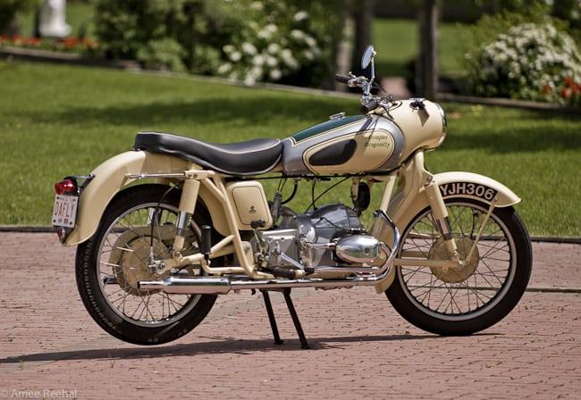 1956 Douglas Dragonfly Bike