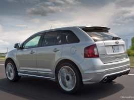2011 Ford Edge Sport Review