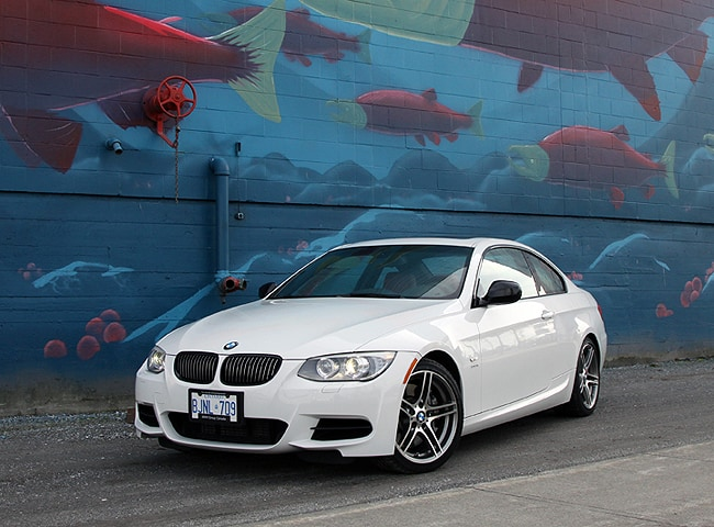 2011 BMW 335is Coupé Review
