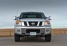 2012 Nissan Titan Crew Cab 4X4 SL Review