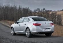 2012 Buick Verano Review