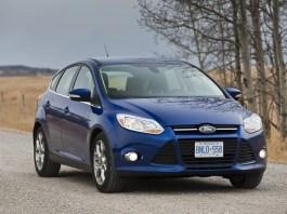 2012 Ford Focus Titanium Hatchback Review