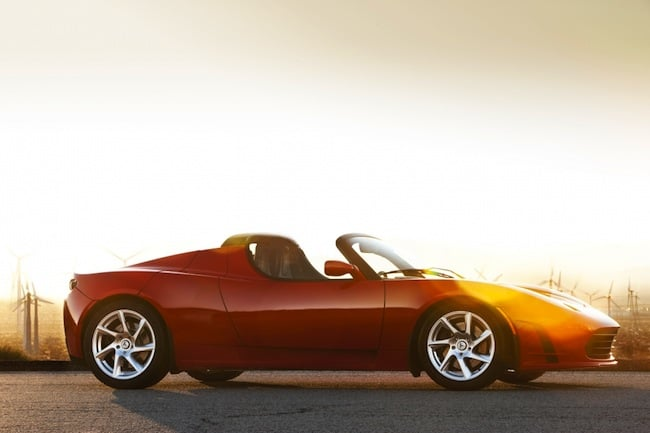 2012 Tesla Roadster Sport 2.5 Review