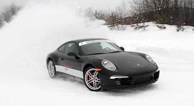 Porsche Camp4 Canada 2012