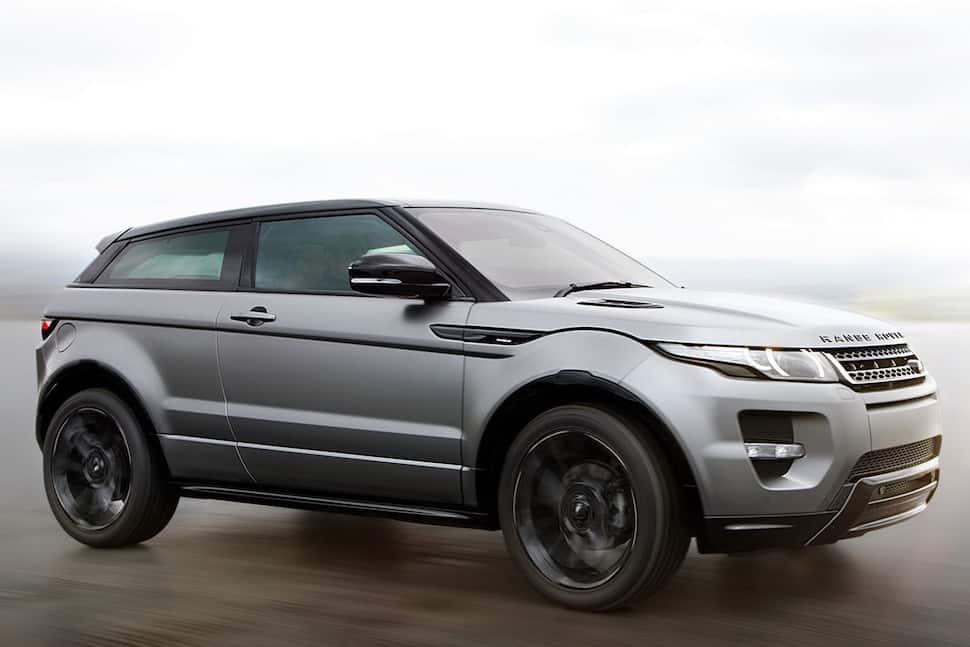 Victoria Beckham Range Rover Evoque Special Edition