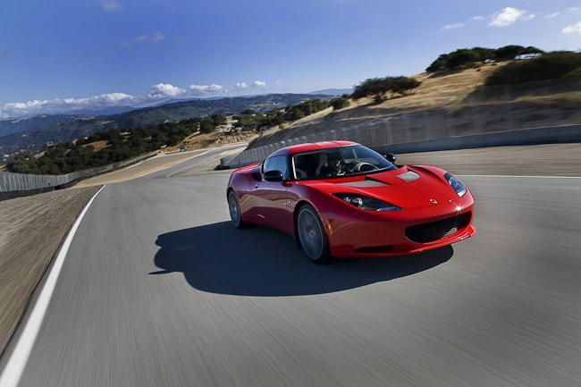 2012 Lotus Evora S Review Review