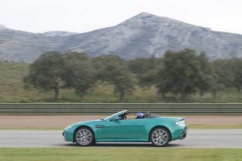 2012 Aston Martin V8 Vantage S Review