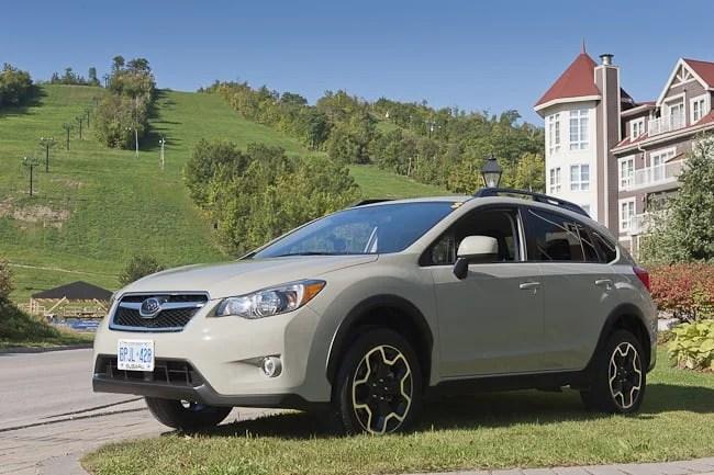 2013 Subaru XV Crosstrek review