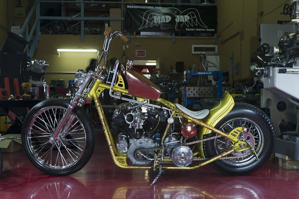 MadJap Kustoms Chopper