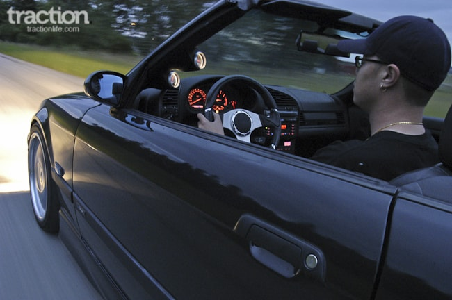 Supercharged 1996 BMW M3 Cabriolet