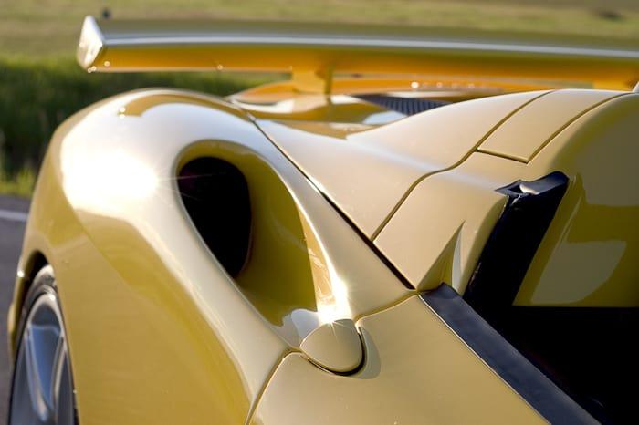 Ferrarri 360 Modena Spyder