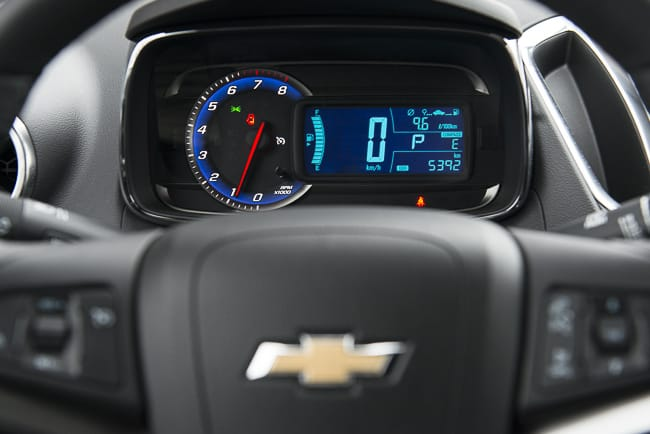 2013 Chevy Trax