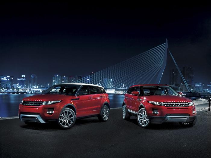 2013 Range Rover Evoque Review