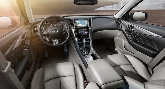 2014 Infiniti Q50 Sports Sedan