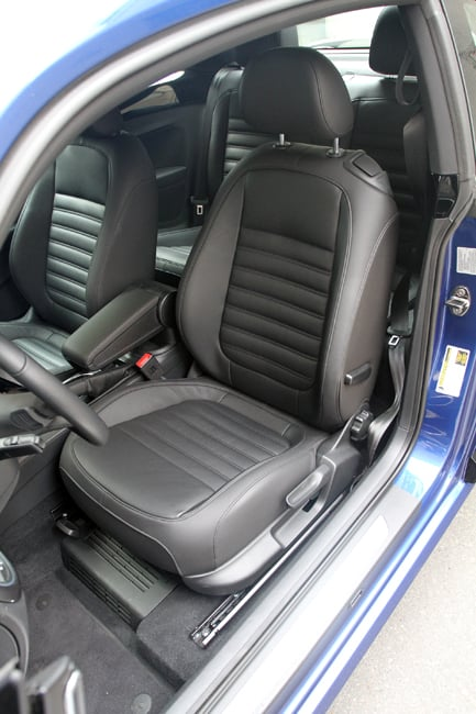 2013 VW Beetle Turbo Review